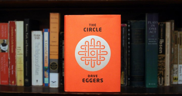 The Circle, a book by Dave Eggers