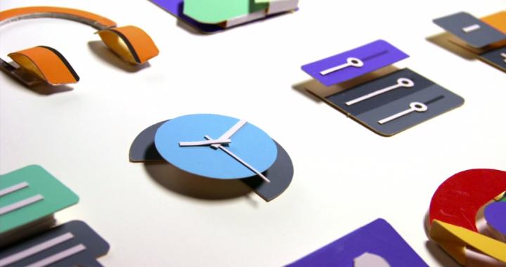 Google IO Meterial design keynote
